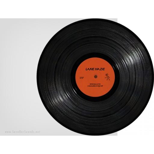 Lake Haze - Intergalactic Communicationz EP (Creme) 12''