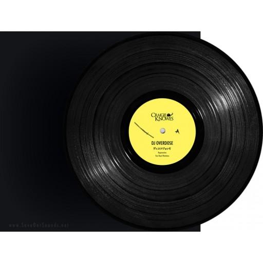 DJ Overdose - Mindstorms EP (Craigie Knowes) 12''
