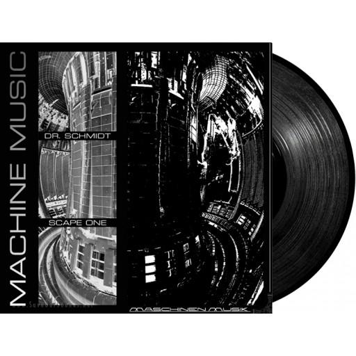 Dr. Schmidt / Scape One - Machine Music (Maschinen Musik) 12''