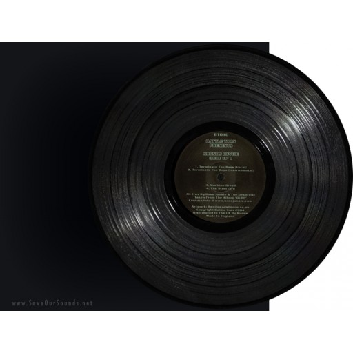 Kronos Device - Qube EP 1 (Battle Trax) 12''