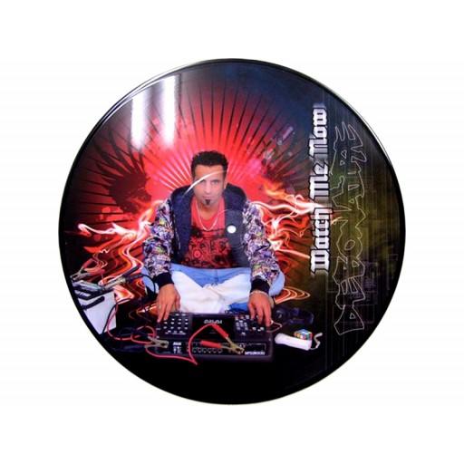 Debonaire - Watch Me Now (FDB Recordings) 12'' picture disc
