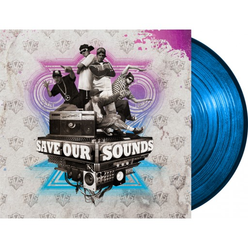 DJ M@R - Powermoves EP (Save Our Sounds 002)
