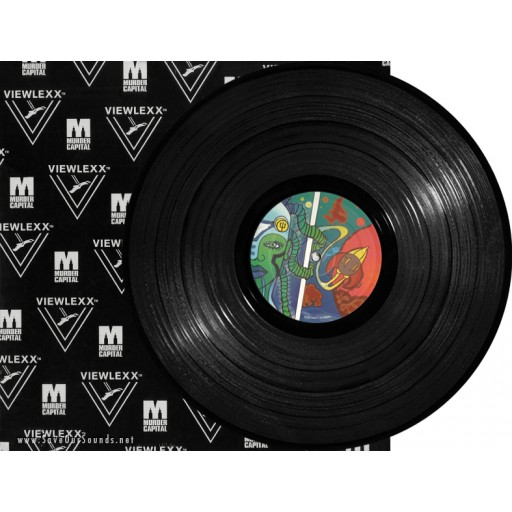 I-f - Space Invaders / Us & Ours & You & Yours (Viewlexx) 12''