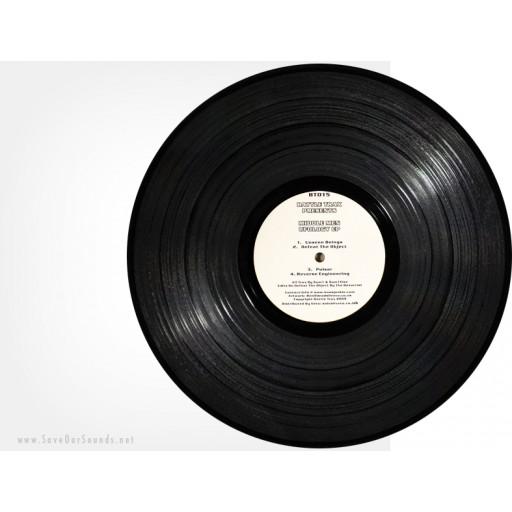 Middle Men - Ufology EP (Battle Trax) 12''