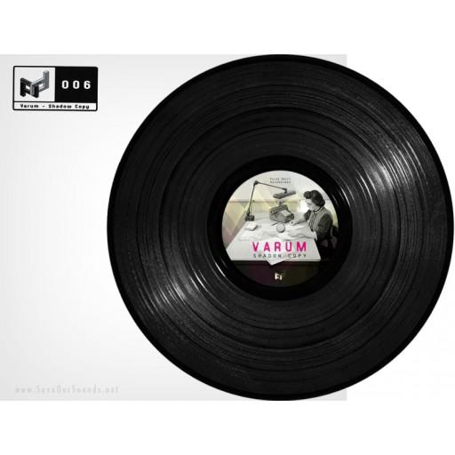 Varum - Shadow Copy (Pulse Drift Recordings) 12''