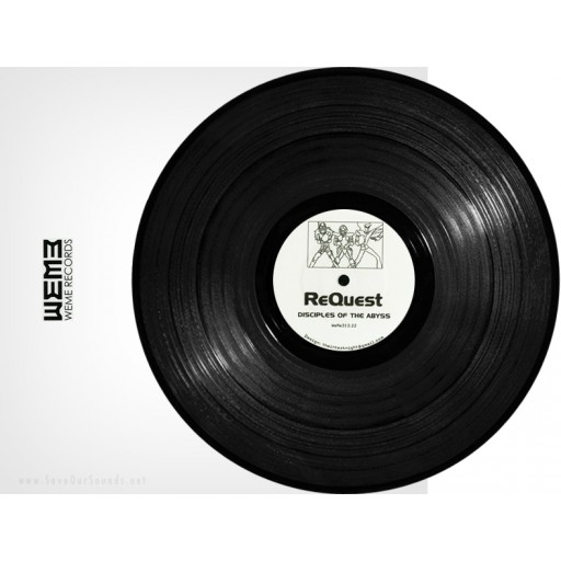 """ReQuest - Disciples of the Abyss (WeMe Records) 12"""""""