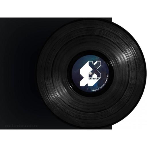 """Mysteryman - C-Lektro Rmxs Pt.1 (Mystery X) 12"""""""