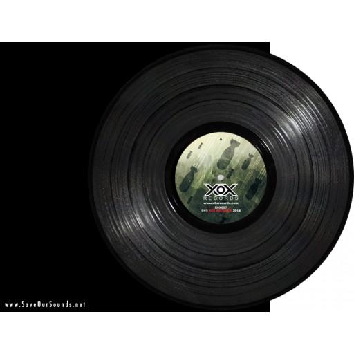 Biodread - Game Over EP (X0X Records) 12''