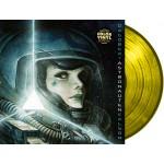 Dagobert & Kalson - Astronauten EP (yellow vinyl + poster) Dominance Electricity