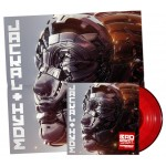 "Jackal & Hyde - Bad Robot (Dominance Electricity) red 12"" vinyl + poster"