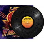E-Rocker feat. Egyptian Lover  - The Darkside Of Dance (Flash Force Records) 12''