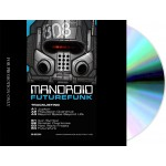 Mandroid - Futurefunk EP (CD) Dominance Electricity