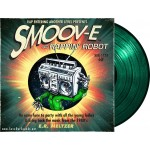 Smoov-E feat. Egyptian Lover - Rappin' Robot (R.E.A.L. Music) 12'' green