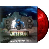 "Antron - Earthquake (Extreeme Creeme Records) 12"" red"