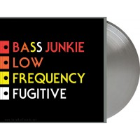 Bass Junkie - Low Frequency Fugitive (Bass Agenda) 12'' silver
