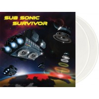 Bass Junkie - Sub Sonic Survivor (Bass Agenda) 2x12'' white