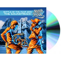 Battle Of The Year 2010 - The Soundtrack (CD)