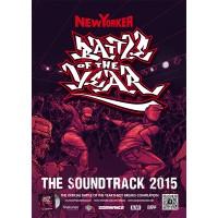 BOTY Soundtrack 2015 (poster)