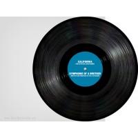 DVE feat. Egyptian Lover - California (AVA Records) 12''