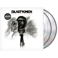 Blastromen ''Human Beyond'' (blue double vinyl + poster) Dominance Electricity