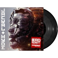 "Jackal & Hyde - Bad Robot (Dominance Electricity) 12"" vinyl"