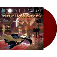 Egyptian Lover - Beyond The Galaxy (Egyptian Empire) 12'' red
