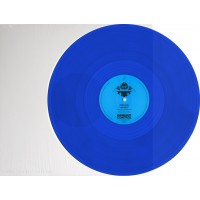 Newcleus - Jam On It / Teknology Remixes (Ground Control) 12'' blue