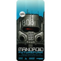 Mandroid - Futurefunk (sticker) Dominance Electricity
