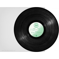 D.I.E. + Adult + Electronome + I-F - The Men You'll Never See EP (Clone West Coast Series) 12''