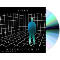 N​-​Ter - Holodiction (Body Control Records) CD