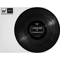 Iteration Corporation - Gravitropic (Pulse Drift Recordings) 12''