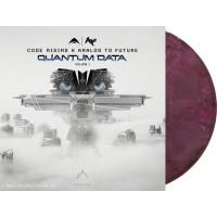 Code Rising & Analog To Future - Quantum Data Vol.1 (Ascendant Recordings) 12'' red