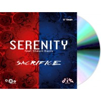 Serenity feat. Shawn Davis - Sacrifice (Brazilian Bass Connection / Cut It Up Def) CD
