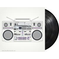 DJ Overdose - Techno Hop (Neon Finger) 12''