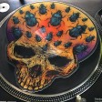 The Exaltics ft. Egyptian Lover - Exodus (Solar One Music) picture shape disc