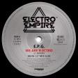 EPG - We Are Electro (Electro Empire Records) 12''