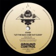 Kyper - Let The Bass Come Out Clear (Ground Control) 12'' vinyl
